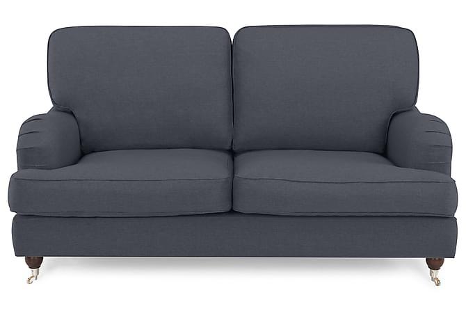 Sohva Oxford Lyx 2:n ist - Sininen - Huonekalut - Sohvat - Howard-sohvat