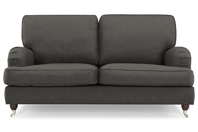 Sohva Oxford Lyx 2:n ist - Tummanharmaa - Huonekalut - Sohvat - Howard-sohvat