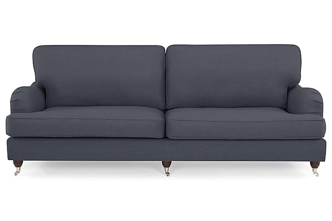 Sohva Oxford Lyx 4:n ist - Sininen - Huonekalut - Sohvat - Howard-sohvat