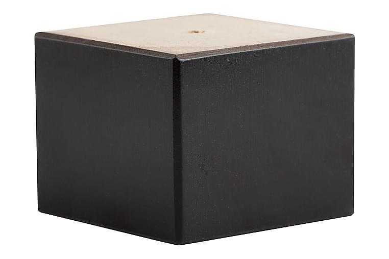 Jalat Malli L 5 cm Wenge - 4-Pakkaus - Huonekalut - Sohvat - Sohvan lisäosat
