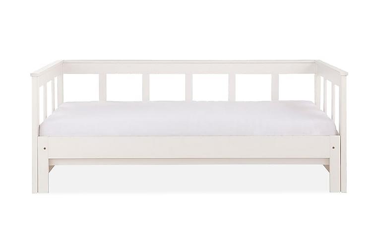 Päivävuode Prinken - Valkoinen - Huonekalut - Sohvat - 2-4 hengen sohvat