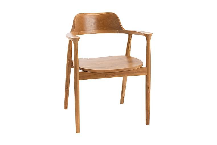Nojatuoli Spjutsbo - Ruskea - Huonekalut - Tuolit - Ruokatuolit