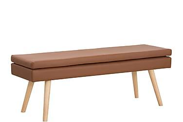 Istuinpenkki Masip 125 cm Keinonahka