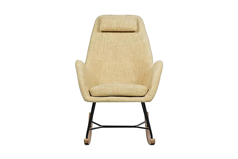 Keinutuoli Dedon - Keltainen - Huonekalut - Tuolit - Pyörivät tuolit & Keinutuolit