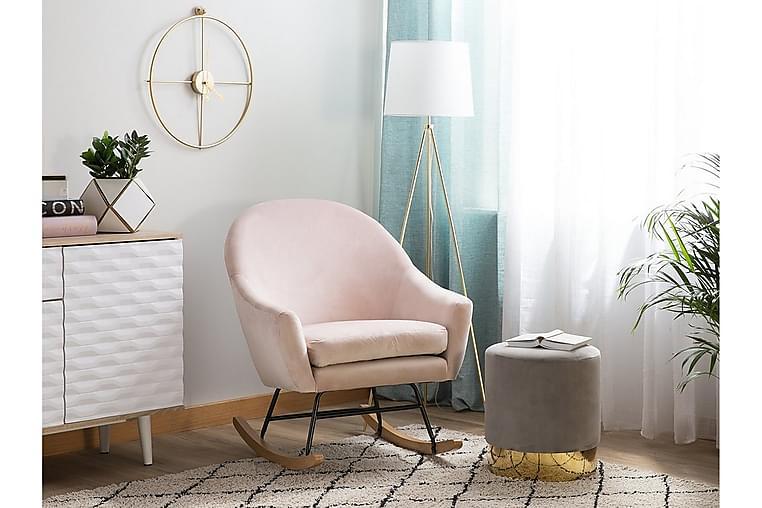 Keinutuoli Oxie - Huonekalut - Tuolit - Pyörivät tuolit & Keinutuolit