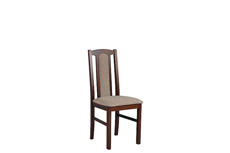 Keittiötuoli Bos 43x40x96 cm - Puu / Luonnonväri - Huonekalut - Tuolit - Ruokatuolit