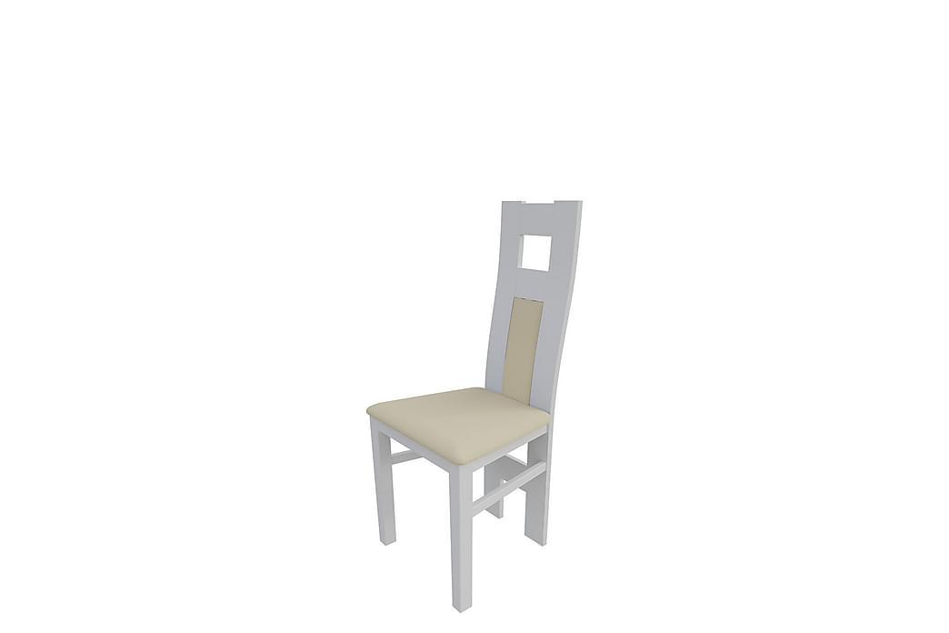Ruokatuoli Lenis 45x45x105 cm - Valkoinen - Huonekalut - Tuolit - Ruokatuolit