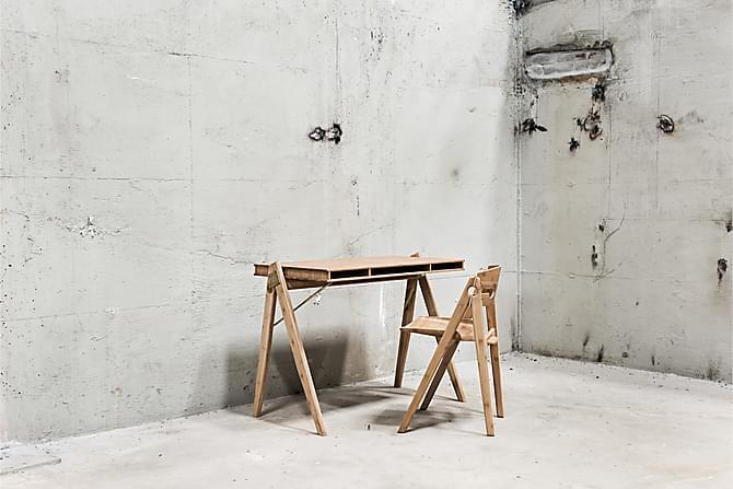 Keittiötuoli Dining Tuoli no 1 - Bambu - Huonekalut - Tuolit - Ruokatuolit