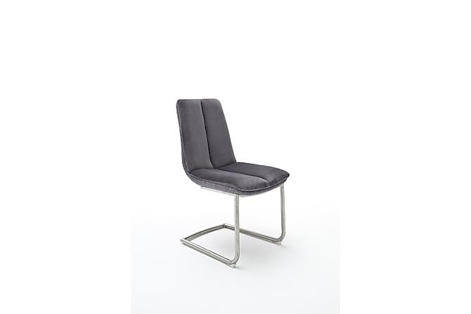 Keittiötuoli Fioren - Harmaa - Huonekalut - Tuolit - Ruokatuolit