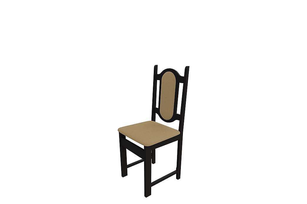 Keittiötuoli Larina 41x41x100 cm - Wenge - Huonekalut - Tuolit - Ruokatuolit