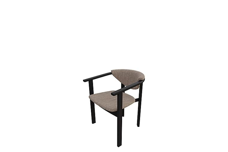 Keittiötuoli Lauica 58x60x72 cm - Wenge - Huonekalut - Tuolit - Ruokatuolit