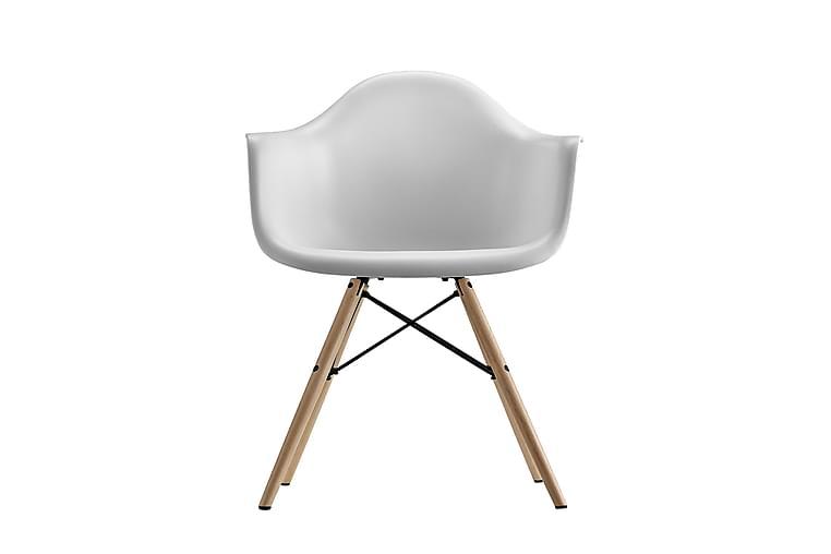 Nojatuoli Mid Century Valkoinen - Dorel Home - Huonekalut - Tuolit - Ruokatuolit