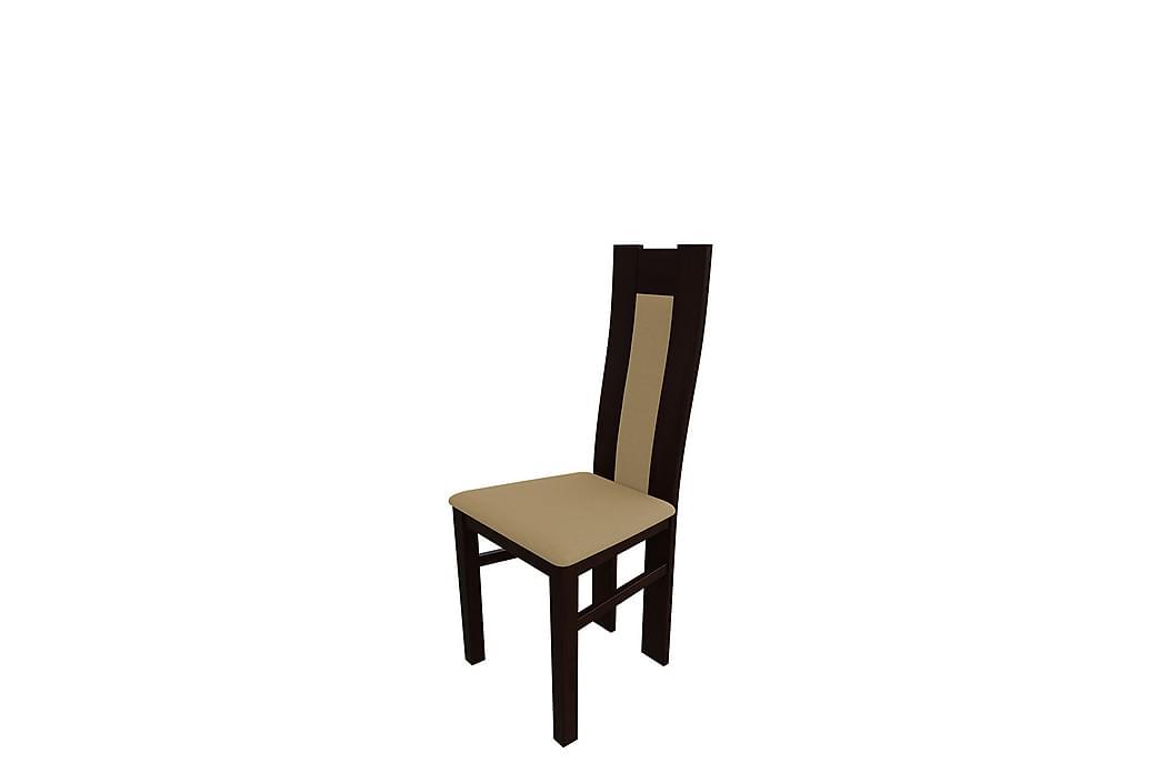 Ruokatuoli Lenis 45x45x105 cm - Puu   Luonnonväri - Huonekalut - Tuolit - Ruokatuolit