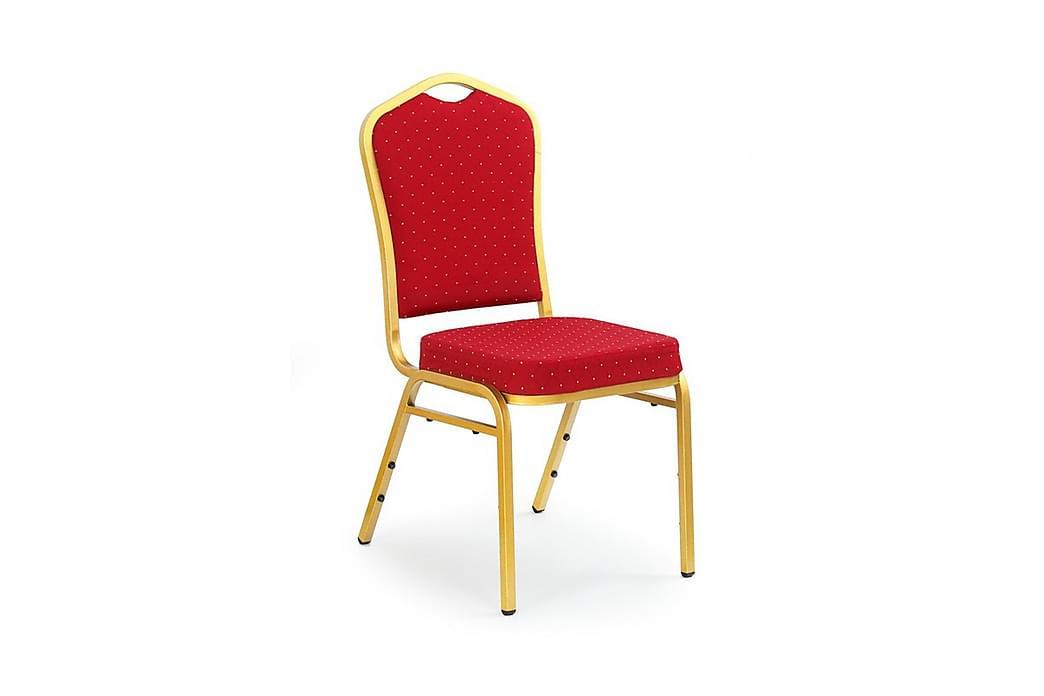 Ruokatuoli Maverick - Punainen/Kulta - Huonekalut - Tuolit - Ruokatuolit