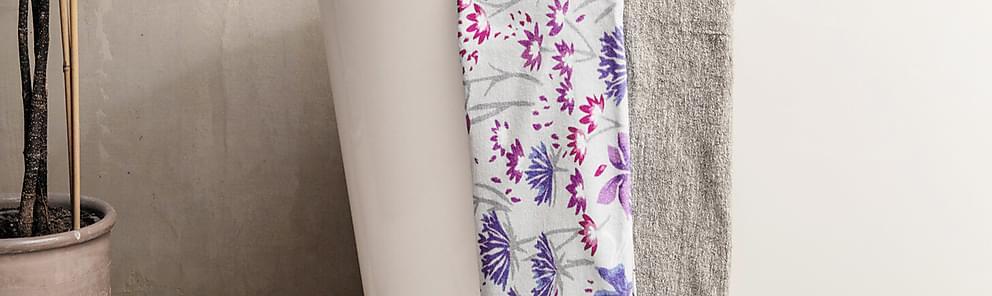 Kylpyhuoneen tekstiilit