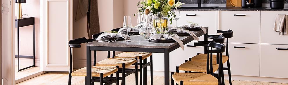 Ruokapöydät & keittiön pöydät