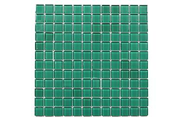 Kristallimosaiikki Green Ocean 2,3X2,3