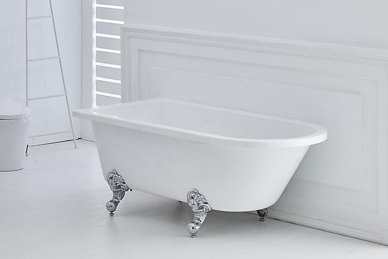 Tassuamme Klöv - Vapaastiseisova - Kylpyhuone - Kylpyammeet - Tassuammeet