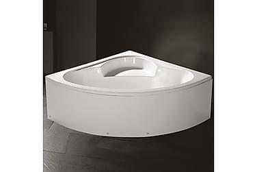 Kulmakylpyamme Steven 150x150cm Akryyli