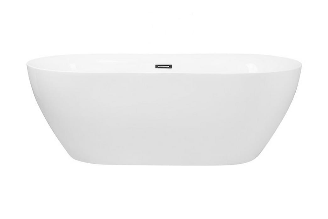 Kylpyamme Carrera 170 cm - Valkoinen - Kylpyhuone - Kylpyammeet - Vapaasti seisovat ammeet
