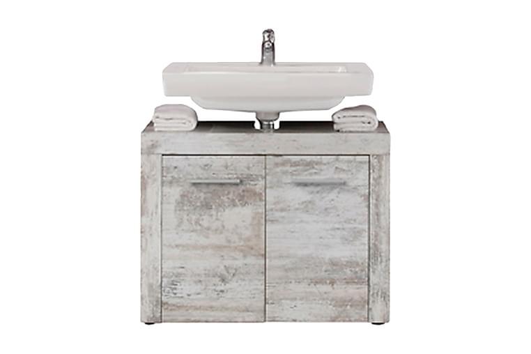 Pesuallaskaappi Amera 72 cm - Vintage valkoinen - Kylpyhuone - Kylpyhuonekalusteet - Allaskaapit