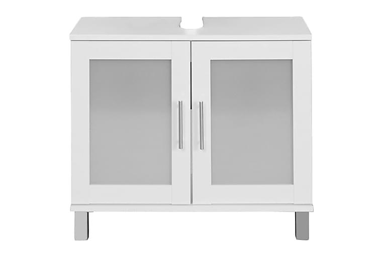 Pesuallaskaappi Rinard 65 cm - Valkoinen - Kylpyhuone - Kylpyhuonekalusteet - Allaskaapit