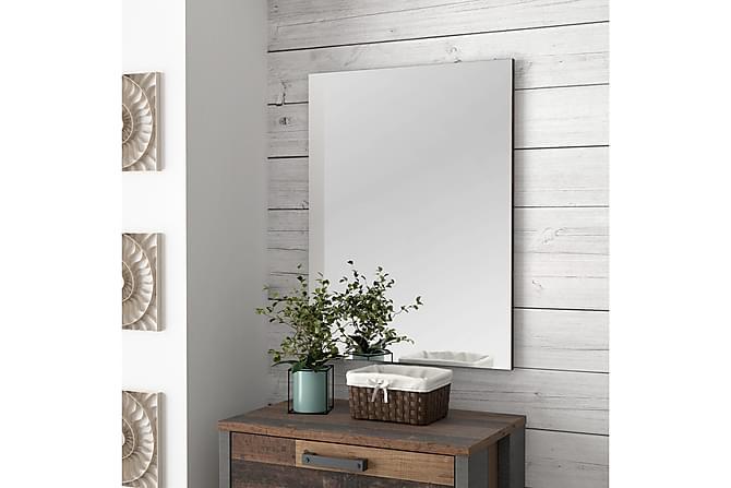 Peili Treknow 60 cm - Ruskea - Kylpyhuone - Kylpyhuonekalusteet - Kylpyhuoneen peilit