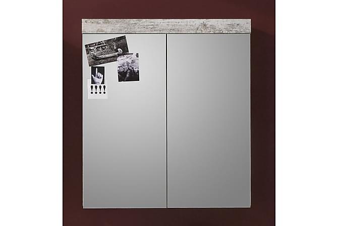 Kalustepaketti Cornell XL 3 osaa Vintage valkoinen - Kylpyhuone - Kylpyhuonekalusteet - Kylpyhuonekalustepaketit