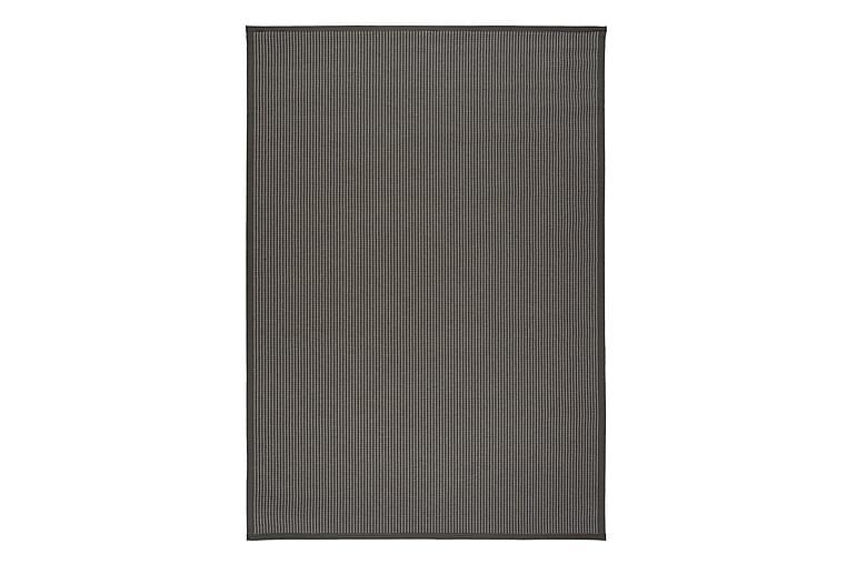 Matto Lyyra 80x150 cm Tummanharmaa - VM Carpet - Kylpyhuone - Kylpyhuonetarvikkeet - Liukuestematot