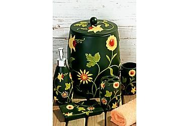 Kylpyhuonetarvikkeet Kosova 6:n setti Polyesteri