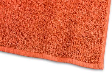 Stripe Froteepyyhe 30x50 cm Oranssi