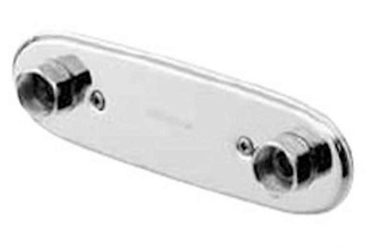 FMM Upotettua putkistoa varten 12mm halkaisija - Kylpyhuone - Sekoittajat & hanat - Sekoittajan kiinnikkeet