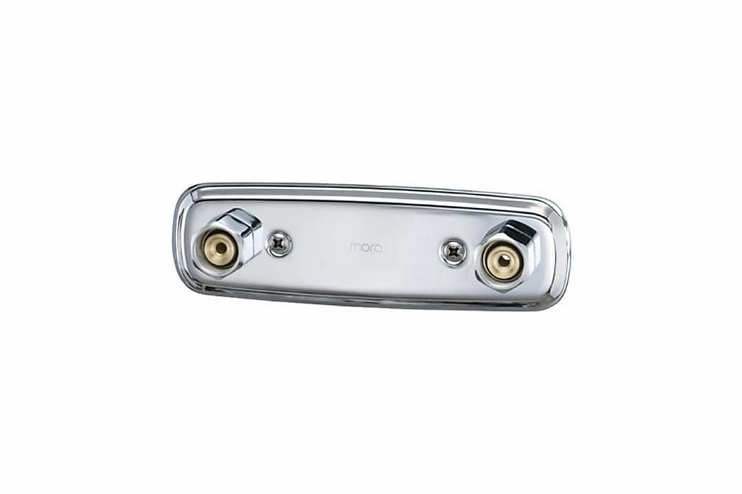 Mora Fix Upotetulle putkistolle 160 CC Krom Pex 15 mm - Sekoittajan kiinnike - Kylpyhuone - Sekoittajat & hanat - Sekoittajan kiinnikkeet