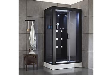 Suuri hierova suihkukaappi