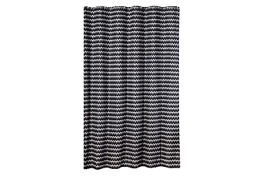 Suihkuverho Zigzag 180x200 cm