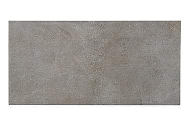 Lattialaatta Qubus Dark Grey 31X62