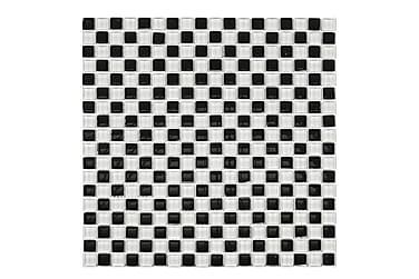 Kristallimosaiikki Checkerboard 30X30
