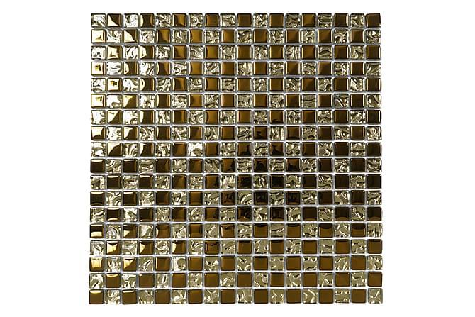 Kristallimosaiikki Gold 30X30 - Seinälaatat & Lattialaatat - Mosaiikki - Kristallimosaiikki