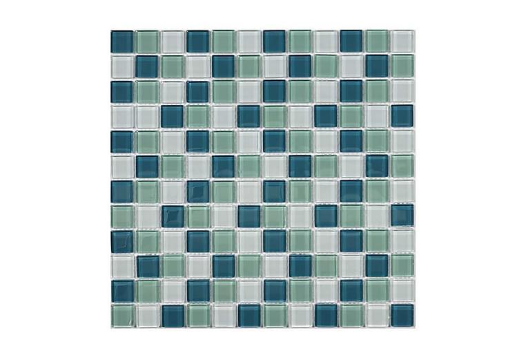 Mosaiikki Jade 30X30 - Seinälaatat & Lattialaatat - Mosaiikki - Kristallimosaiikki
