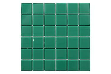 Kristallimosaiikki Green Ocean 4,8X4,8