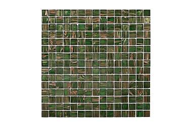 Lasimosaiikki Grass 32,7X32,7