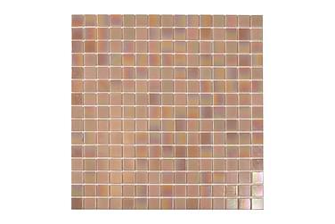 Lasimosaiikki Rosa Rainbow 32,7X32,7