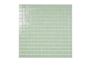 Mosaiikki Green Pastel 32,7X32,7