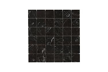 Mosaiikki Carrara Musta 30X30