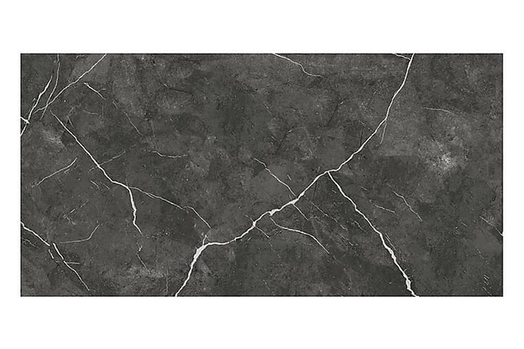 Seinälaatta Atlas Musta 25X50 - Seinälaatat & Lattialaatat - Seinälaatat - Kuvioidut seinälaatat