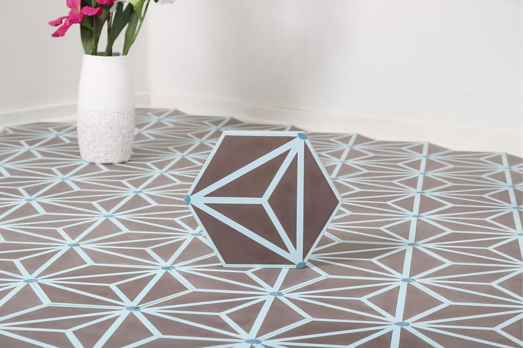 Marokkolainen Laatta Hexagon Matarka 20X23,2 - Seinälaatat & Lattialaatat - Seinälaatat - Marokkolaiset seinälaatat