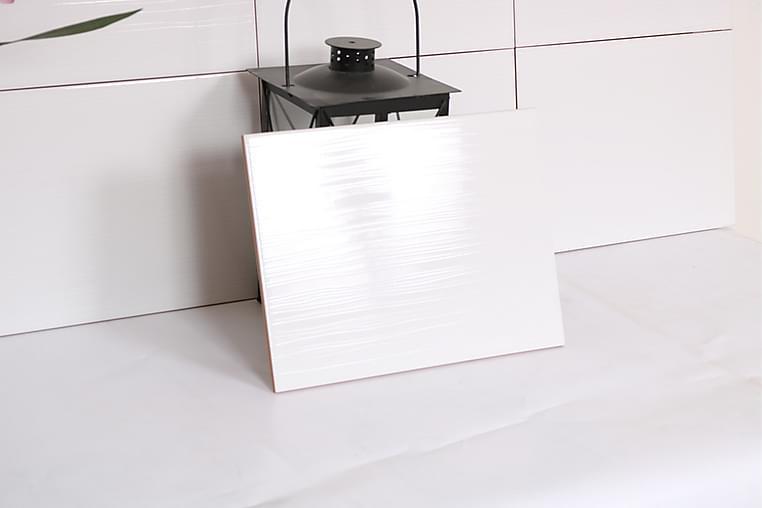 Seinälaatta Emma White 25X33 - Seinälaatat & Lattialaatat - Seinälaatat - Yksiväriset seinälaatat