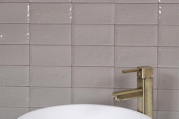 Seinälaatta Rustico Dark Grey 7,5X15 - Seinälaatat & Lattialaatat - Seinälaatat - Yksiväriset seinälaatat