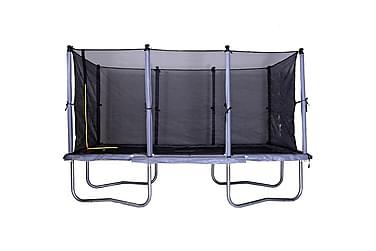 Suorakulmainen trampoliini 4,27x2,44m Pro
