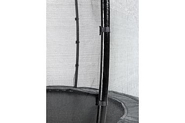 Trampoliini Elegant verkolla Economy 427 Pyöreä Vihreä